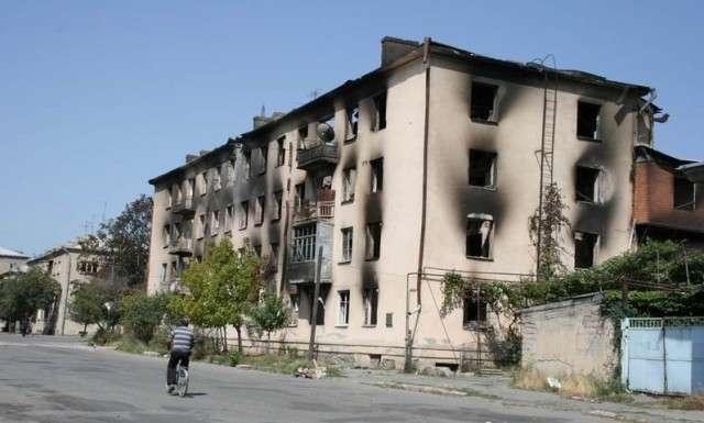 Южная Осетия, война 08.08.08 – попытка Запада переписать историю