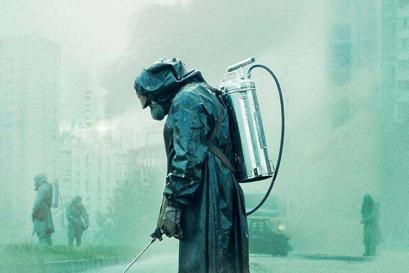 Фильм Чернобыль – пропаганда Запада по очернению России