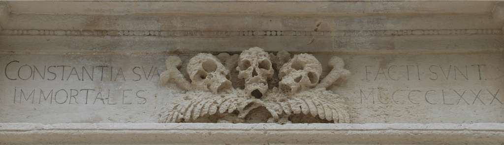 The Skull Cathedral of Otranto