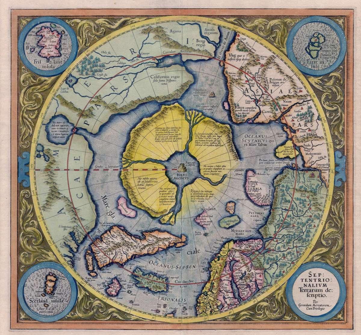 Малый ледниковый период в 1816 году или год без лета