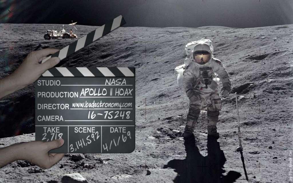 50 лет лунной афере США: в чём настоящая гордость NASA в истории с «полётом на Луну»