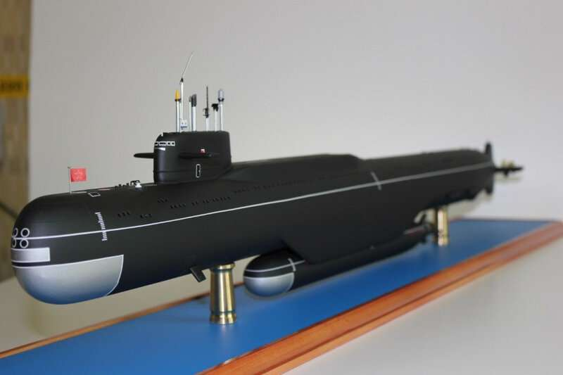 ГУГИ – глубоководный морской спецназ российского генштаба