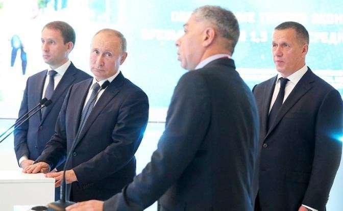 Владимир Путин не скрывал своего раздражения на заседании Госсовета по Дальнему Востоку