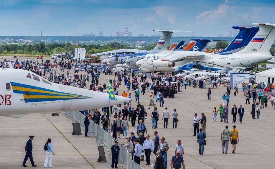 Итоги авиасалона МАКС-2019