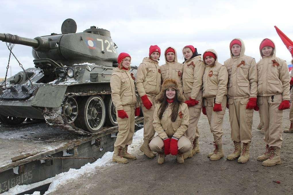 «Юнармия» – ещё одна надежда на светлое будущее России