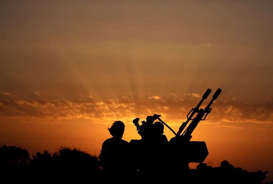 Современные войны идут по другим правилам. Высокоточное оружие стало обычным даже в руках «повстанцев»