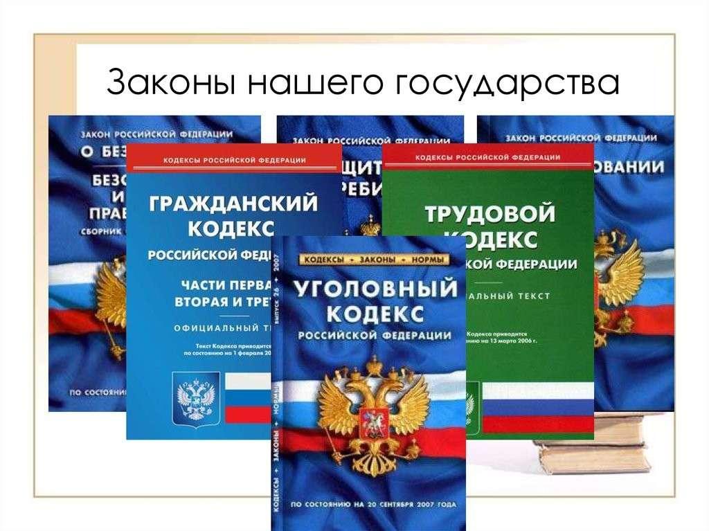Законы России противоречат реальности и живут параллельно ей
