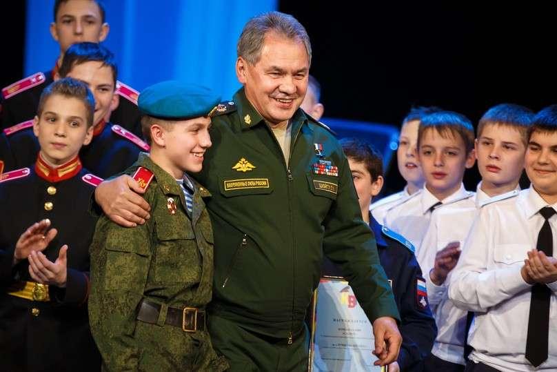Большое интервью Сергея Шойгу, его рассказ о том, как спасали российскую армию