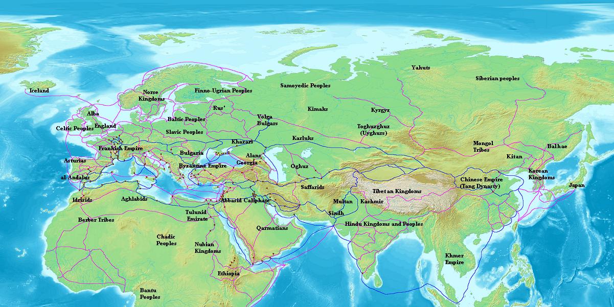 Тайны Мироздания. Часть 7. Ограбление и уничтожение иудеями Хазарии