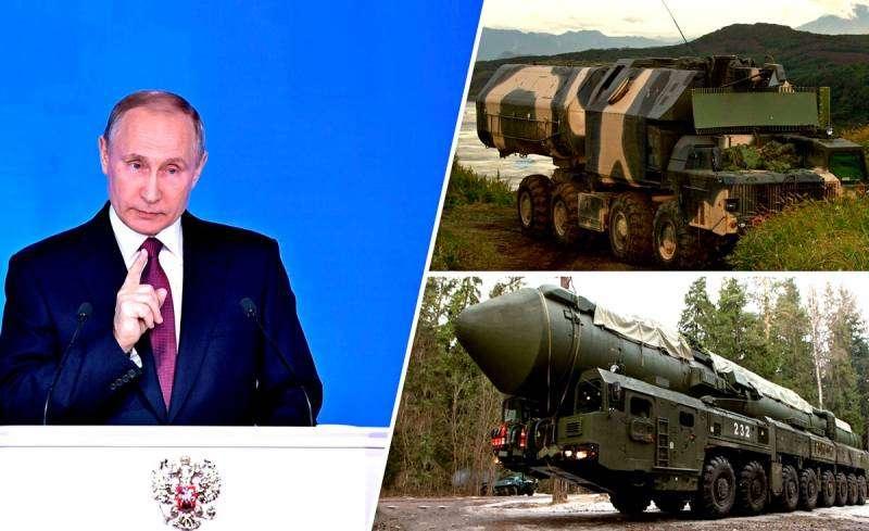 Владимир Путин пытается предотвратить ядерную войну, взывая к здравому смыслу Запада
