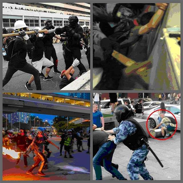 Протесты в Москве и Гонконге организуются спецслужбами США по одинаковых технологиях