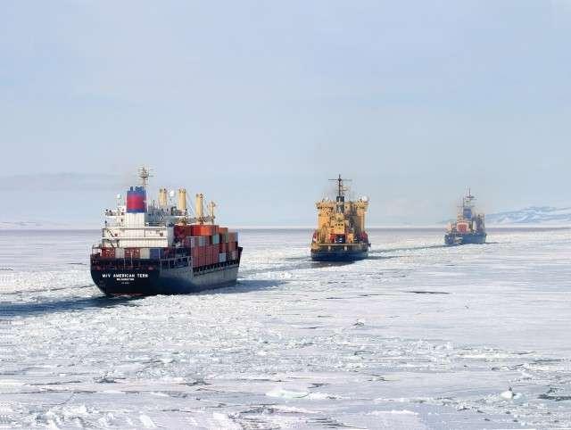 США хотят присвоить Арктику себе