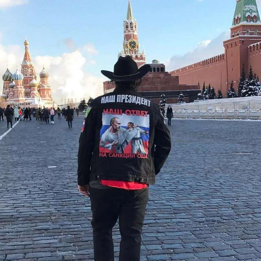 Американец разочаровался в США и переехал в Россию