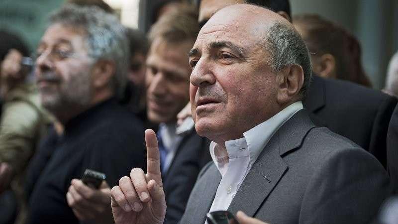 Злой аферист-еврей и мошенник Борис Березовский