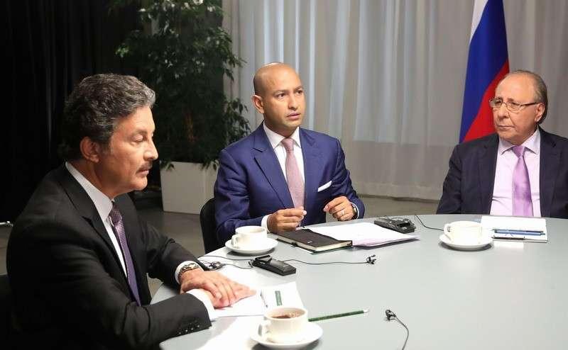 Интервью Владимира Путина арабским телеканалам Al Arabiya, Sky News Arabia и RT Arabic