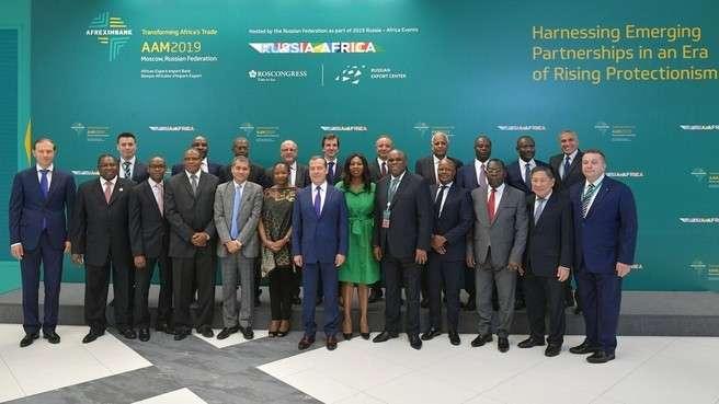 Россия готова к борьбе за Африку. Интервью Владимира Путина агентству ТАСС в преддверии саммита «Россия-Африка»