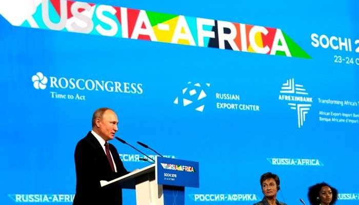 Россия выигрывает Африку у Западных стран