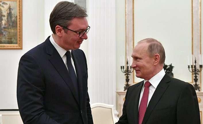 Для чего Россия привезла свои С-400 в Сербию? Что это за послание, и кому оно адресовано?