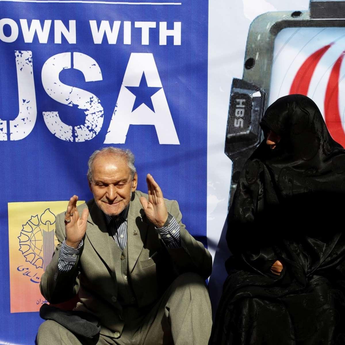 США опозорились в 1970х году в Иране, сбежав оттуда и бросив своих солдат