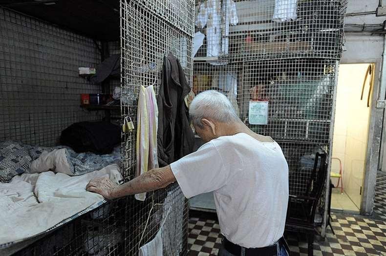 Гонконг – «страна» победившего капитализма: свет и рай для капиталов, мрак и хаос для трудяг