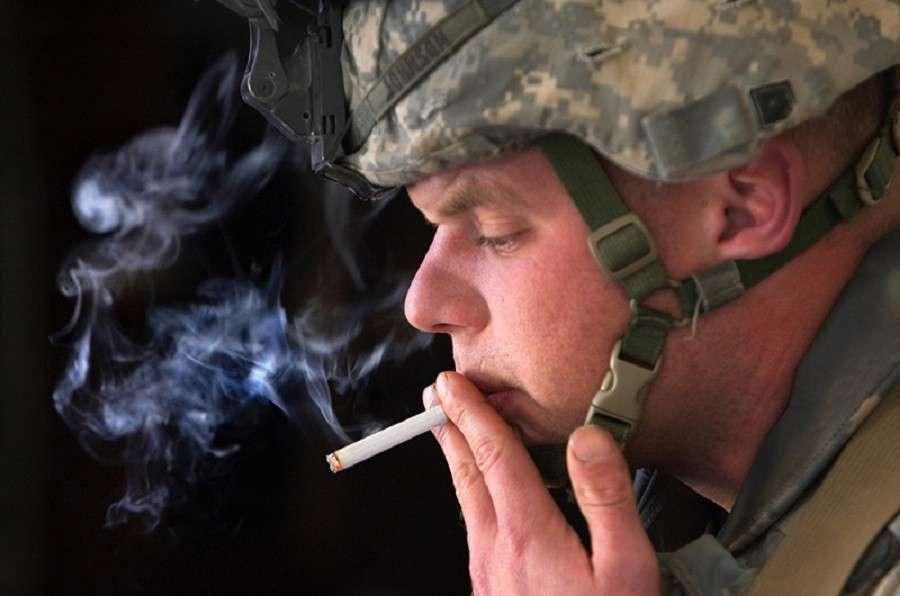 В армии США служат наркоманы и среди них есть офицеры