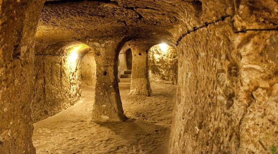 Подземные города, тайны которых все ещё «разгадывают» учёные