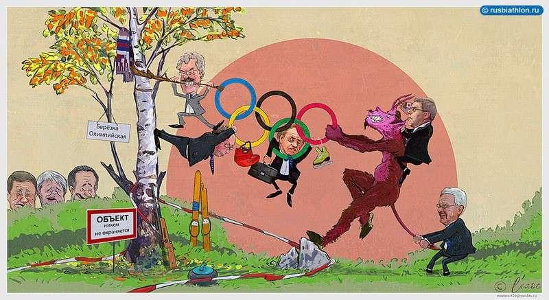 Россия против банды допинг-гангстеров из ВАДА: капитулировать или воевать?