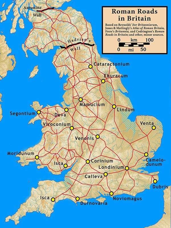 В Британии когда-то была ведическая цивилизация