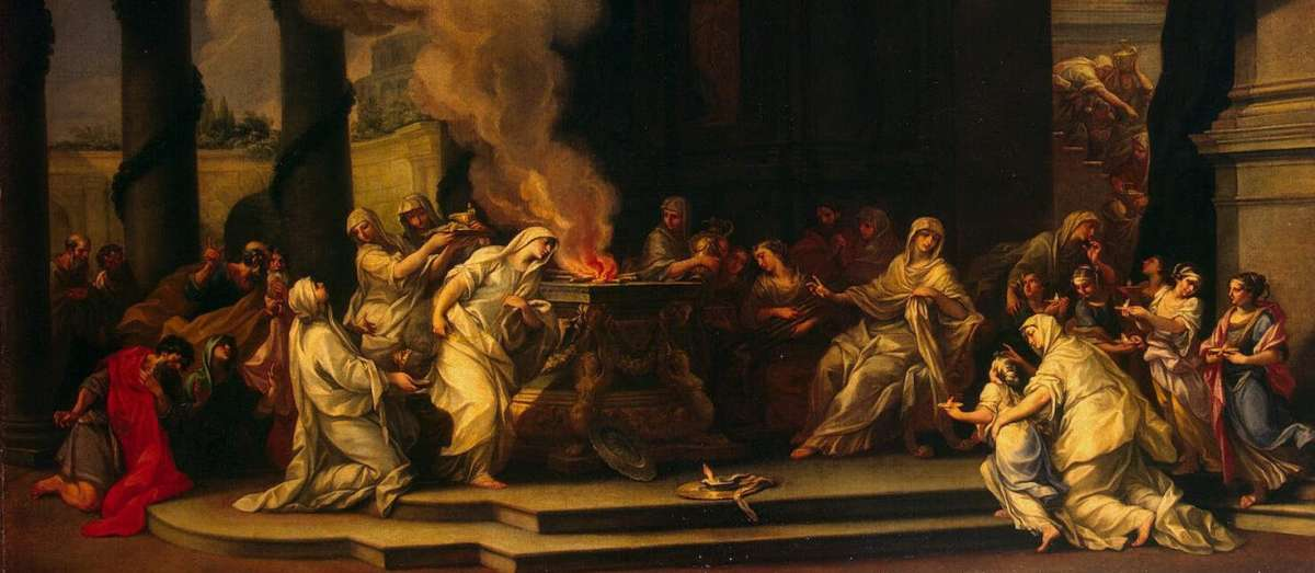 Как Средневековая Европа погрязла в разврате, мракобесии и нечистотах