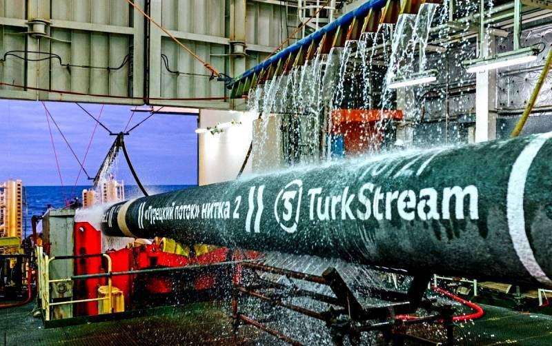 В ответ на запуск «Турецкого потока» США готовят войну в Средиземном море