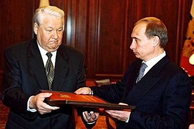 От либерализма к диктатуре, изменения власти в России