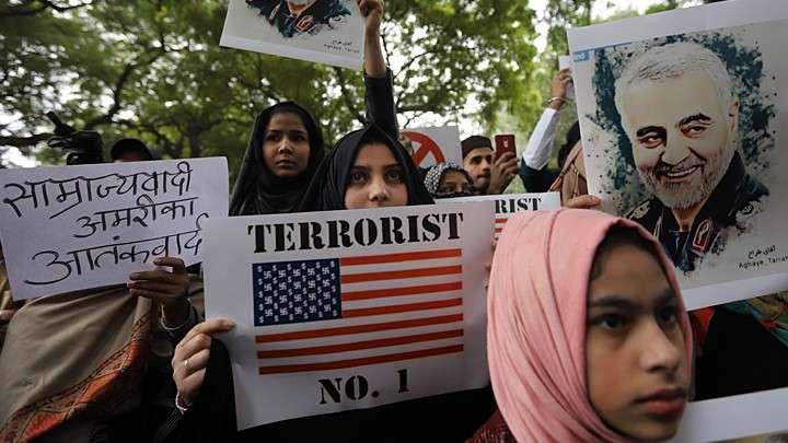 США стратегически проиграли Ирану от убийства Касема Сулеймани