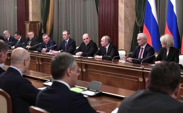 Глубокая реконструкция система власти в России