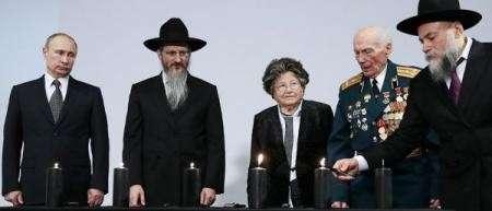 Взгляд из Америки на разногласия Второй мировой войны, Гитлера, евреев и русских