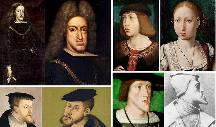 Вырождение династии Габсбургов – результат кровосмесительных браков