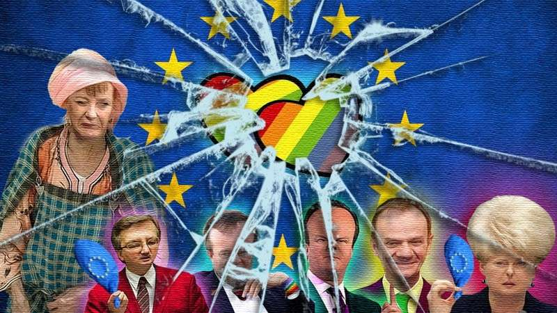 Трещина в отношениях США и Европы уже шире Атлантики