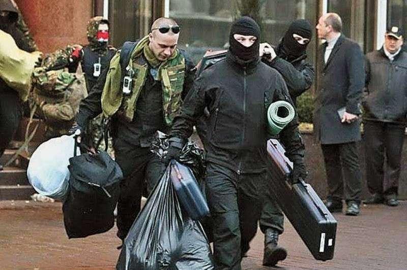 Придуманная «небесная сотня» и реальные убийцы Майдана