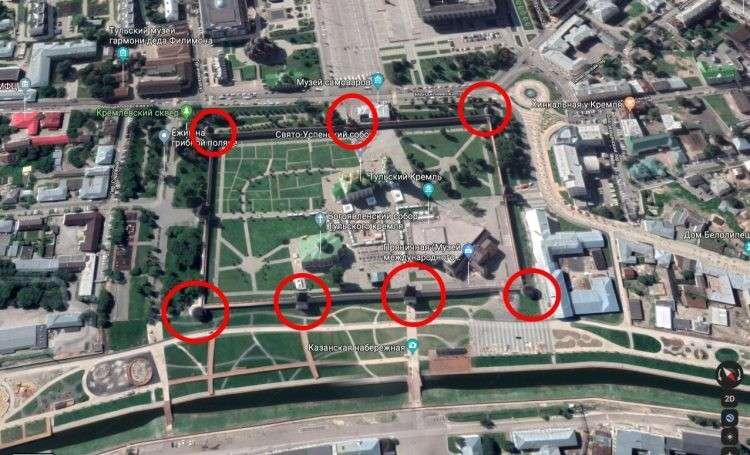 Какие тайны скрывают лживые историки о Тульском Кремле
