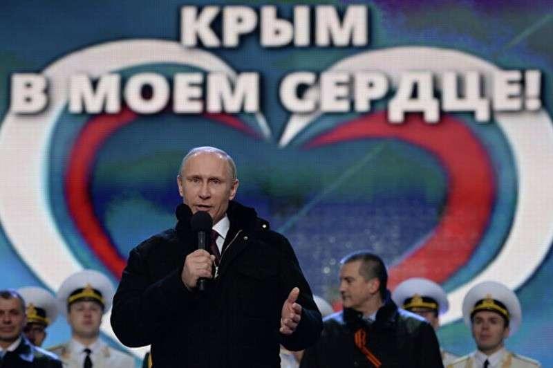 Почему Путин «не спешит» с очищением и возрождением России?