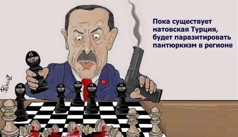 Путин позволил Эрдогану не потерять достоинство в сирийской партии