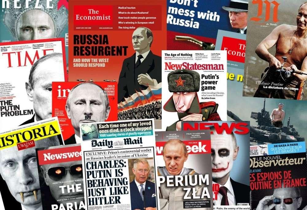 Запад испугался вечного «императора» Путина