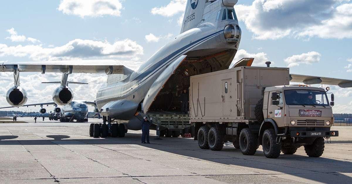 Зачем Россия предоставляет помощь Италии?
