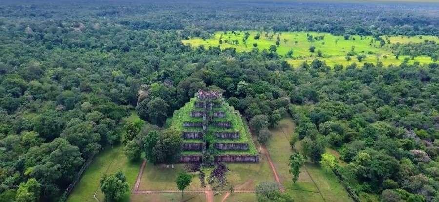 Древние города в джунглях, которые не вписываются в официальную историю