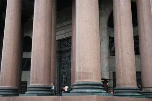 История строительства Исаакиевского собора выдумана паразитами