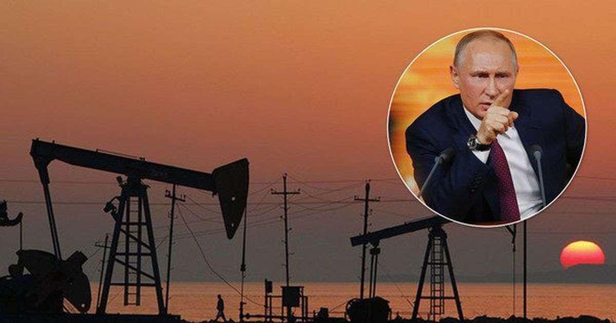 Нефтяное дзюдо от Владимира Путина