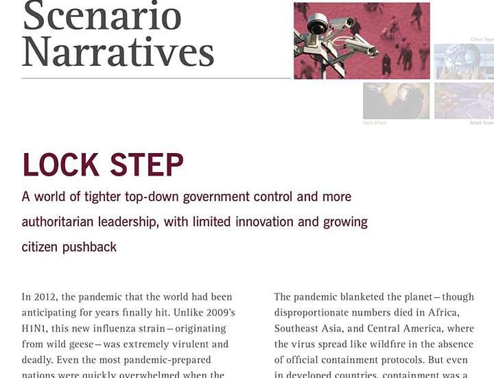 Глобальное правительство готовит цифровой коммунизм для всего мира