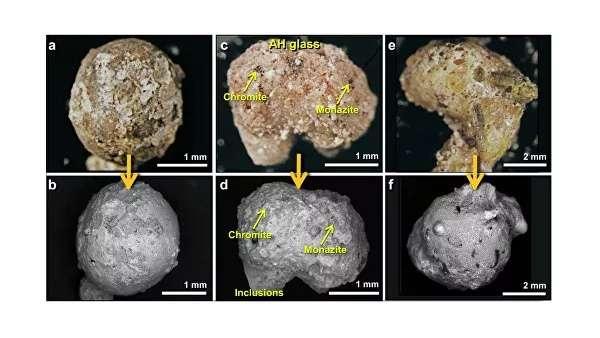 Учёные нашли в Сирии следы ядерной войны, произошедшей около 13 тысяч лет назад