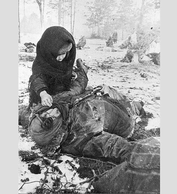 Концлагерь «Озаричи» – немецкая биологическая бомба против русских