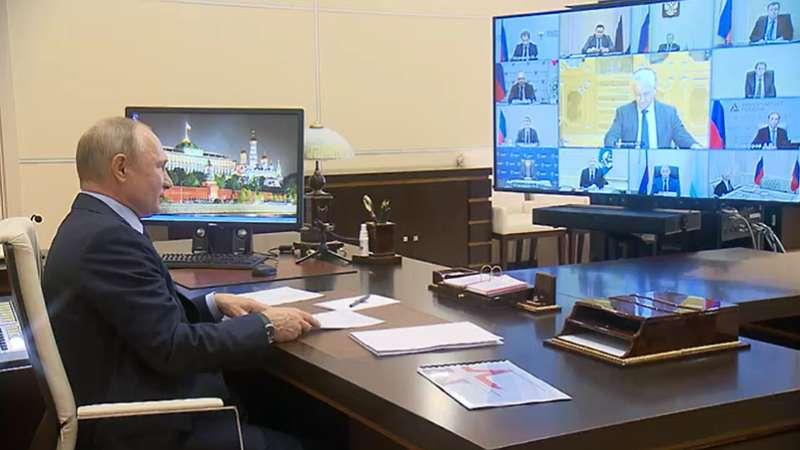 Совещание у Путина 6 мая 2020 по обстановке с коронавирусом и снятию ограничений. Полный текст