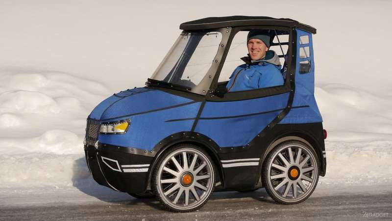 Электромобилям Тэсла нет места в светлом будущем индивидуального электротранспорта